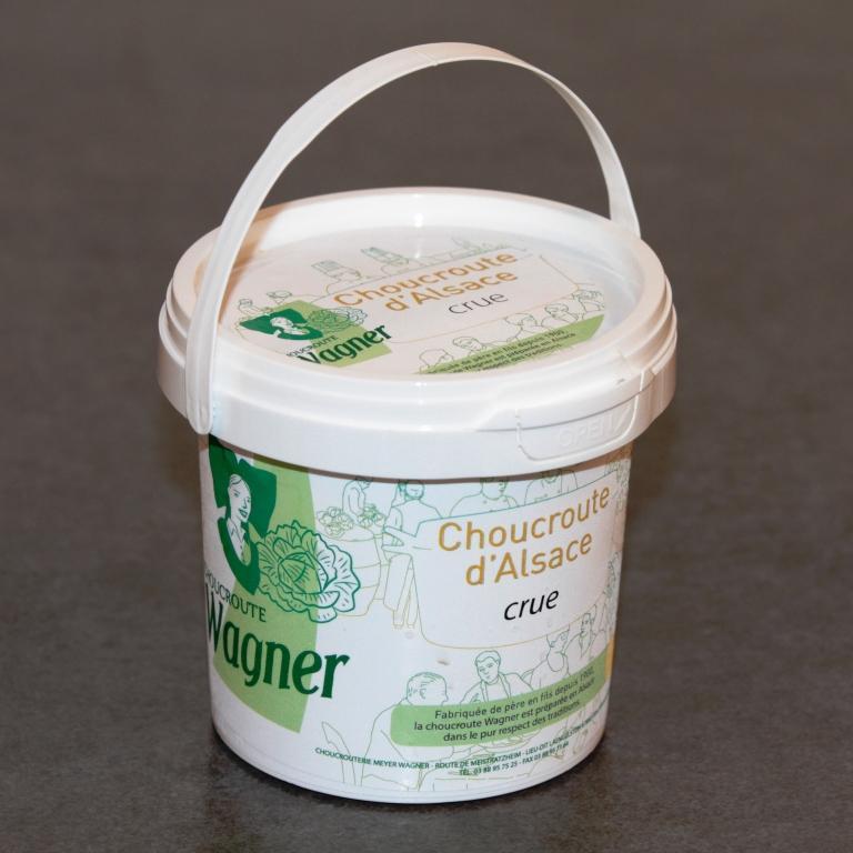 Choucroute crue choucrouterie meyer wagner - Cuisiner choucroute crue ...